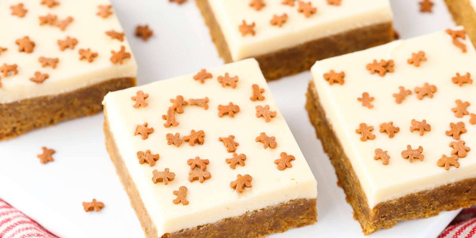 Best Caramel-Gingerbread Cookie Bars Recipe - How To Make ...
