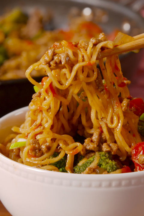 20 Easy Homemade Ramen Noodle Recipes Best Recipes With