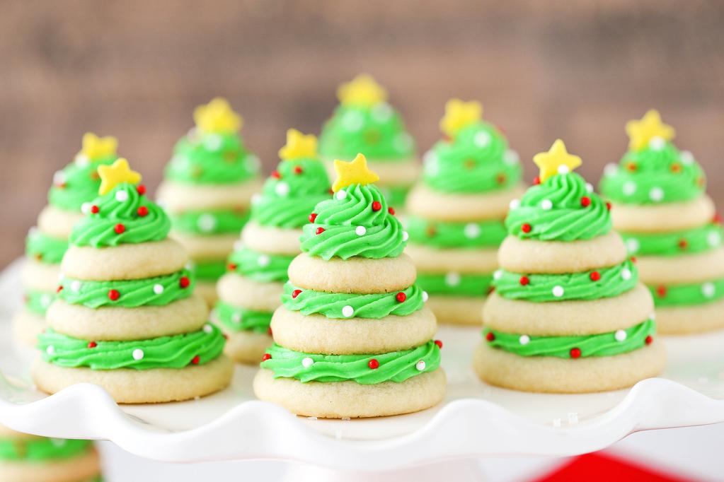 30+ Cute Christmas Treats - Easy Recipes for Holiday Treatsu2014TheNextTycoon.biz & 30+ Cute Christmas Treats - Easy Recipes for Holiday Treats ...