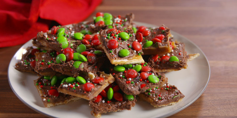Best Christmas Crack Candy Recipe-How To Make Christmas Crack ...