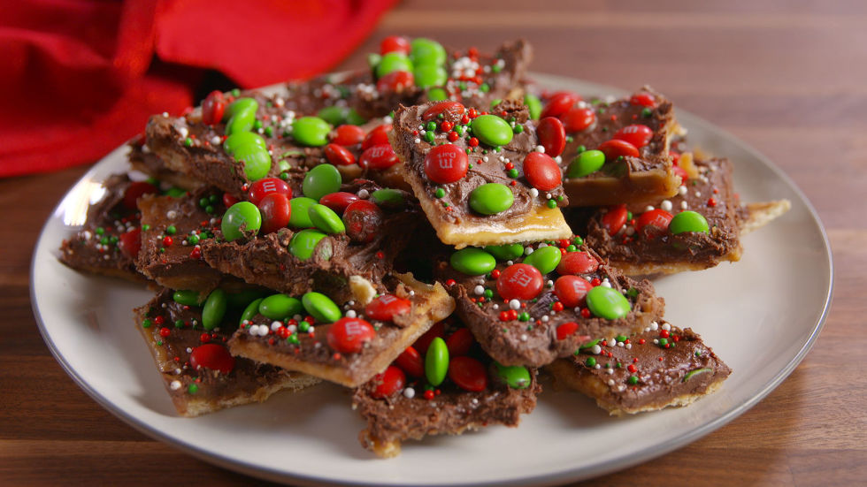 20+ Easy Homemade Christmas Candy Recipes - How To Make Holiday ...