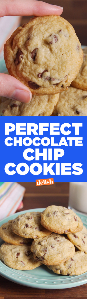 How to Make Chocolate Chip Cookies Video - Best Chocolate ...