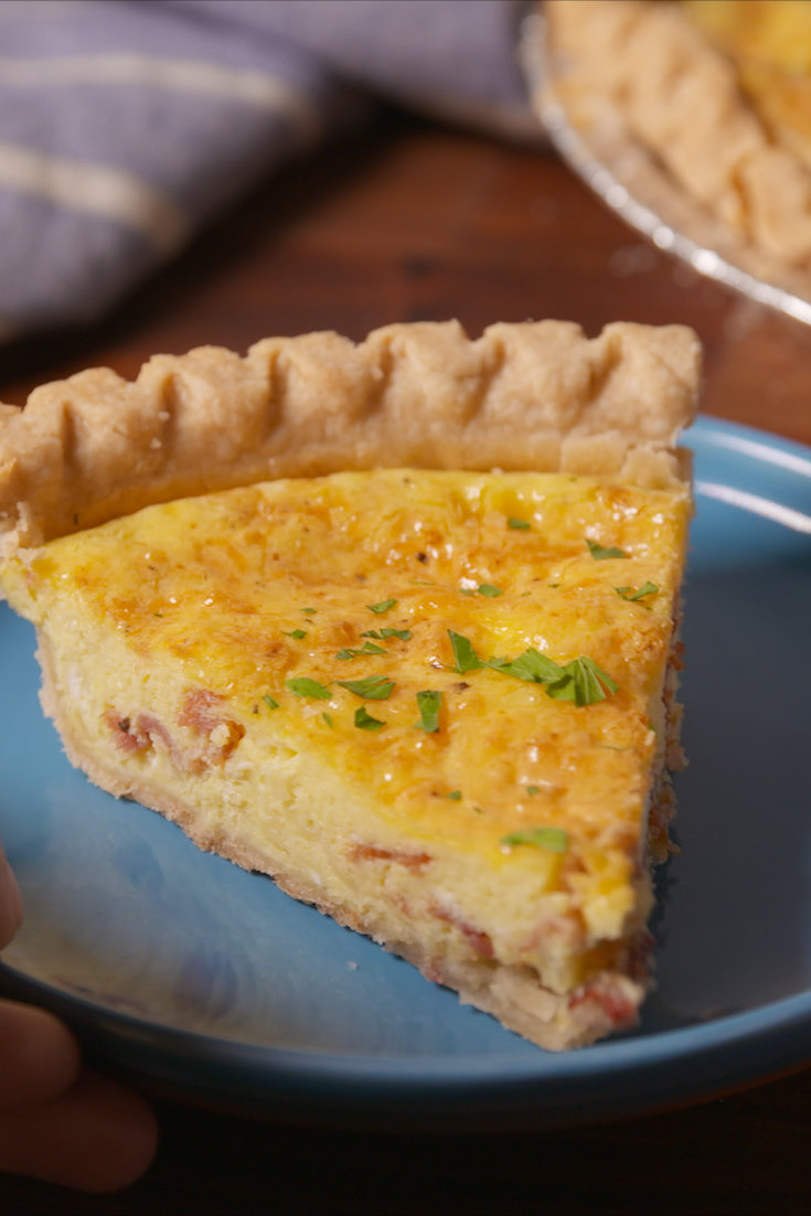 16 Easy Breakfast Quiche Recipes