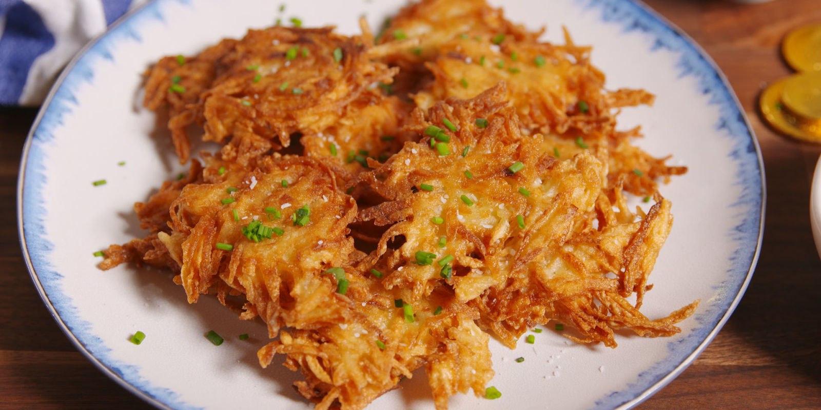 Making Classic Latkes Video — Classic Latkes Recipe How To Video