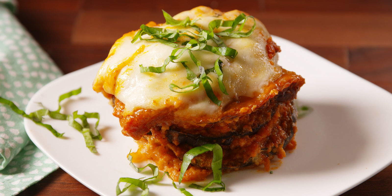 Easy Slow Cooker Eggplant Parmesan Recipe - How to Make Eggplant ...