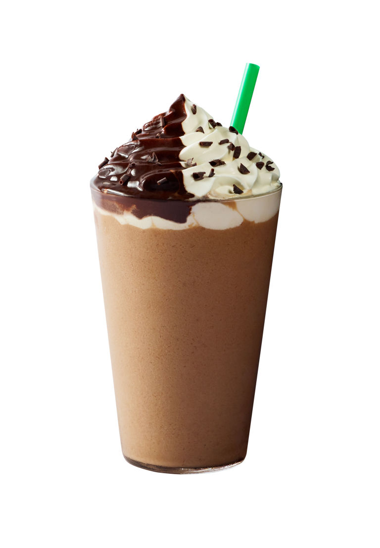 Starbucks Launches Tuxedo Mocha , Frappucino, and Hot Chocolate