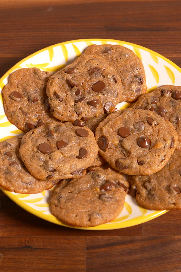 Best Gluten Free Chocolate Chip Cookies Recipe Delish Com