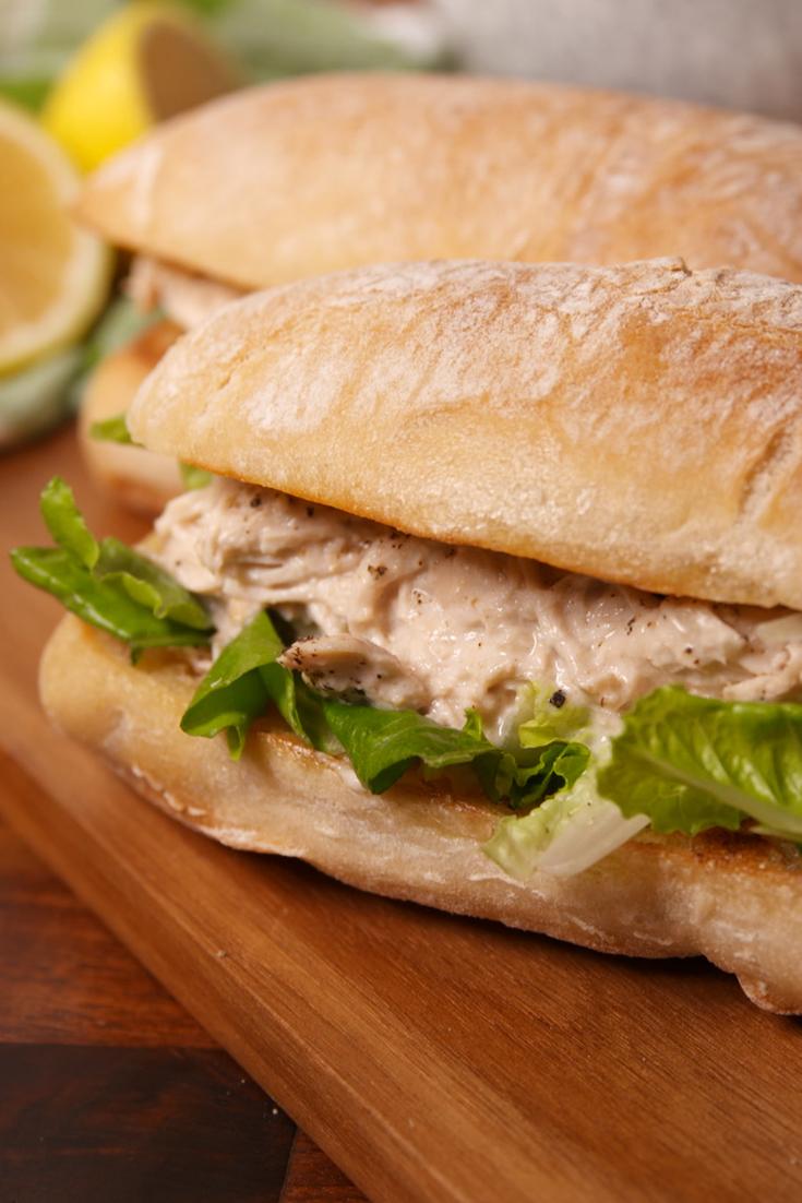20+ Easy Chicken Sandwich Recipes