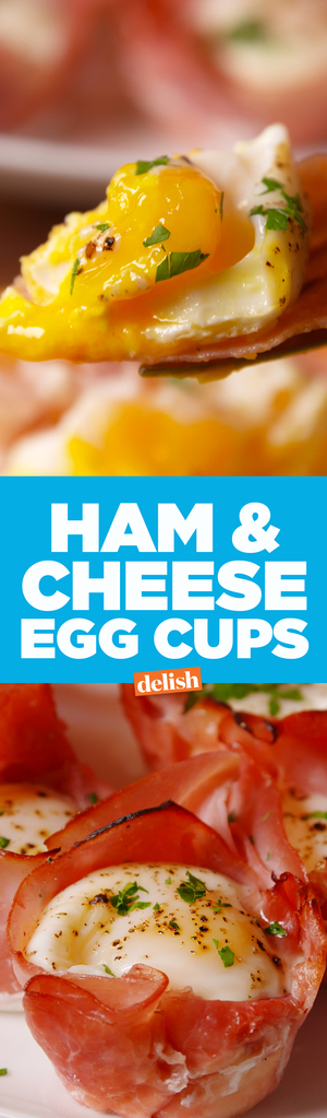 Best Ham Amp Cheese Egg Cups How To Make Ham Amp Cheese Egg