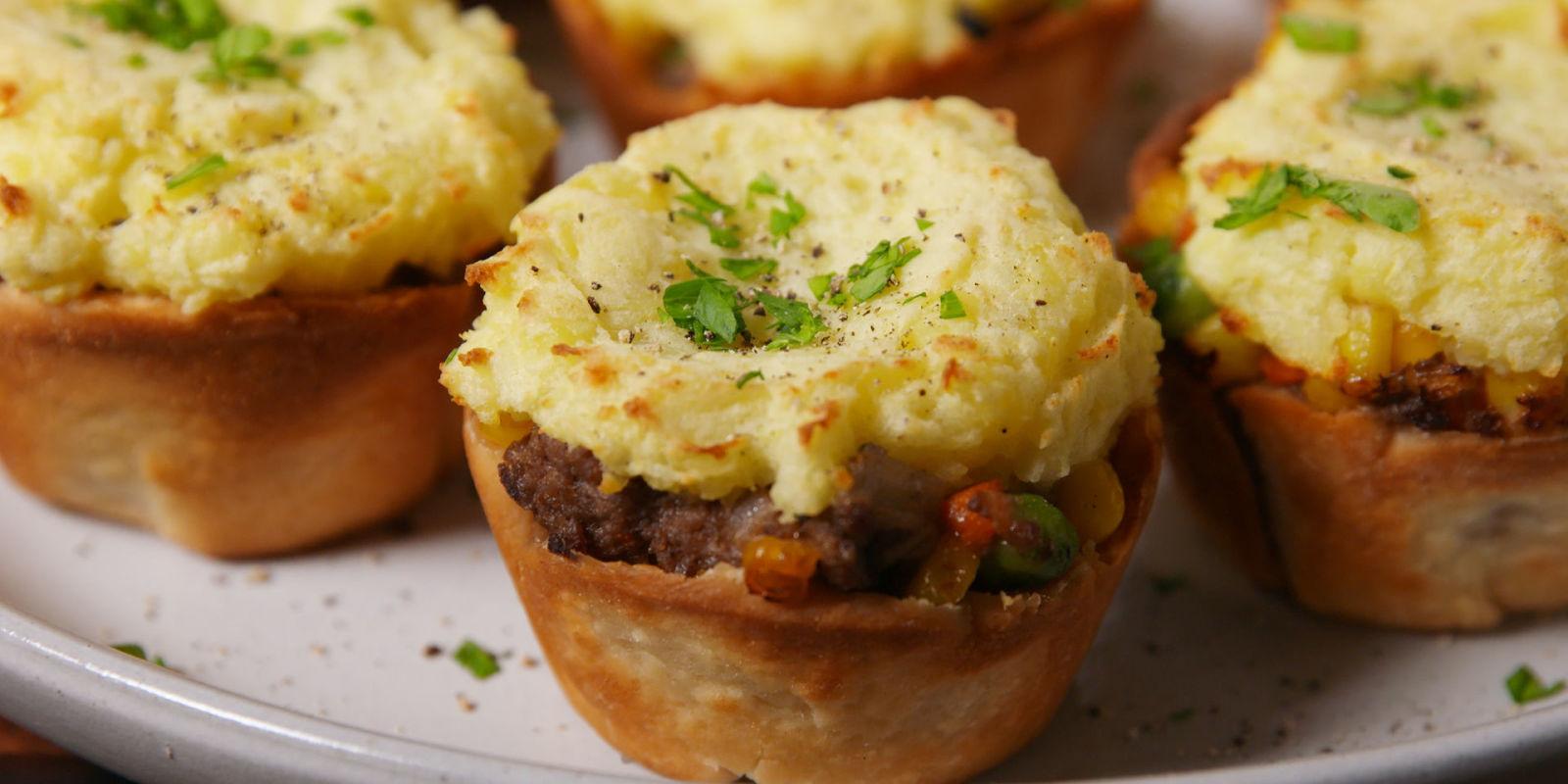 Lindsay Funston Best Mini Shepherd S Pies How To Make Mini Shepherd S