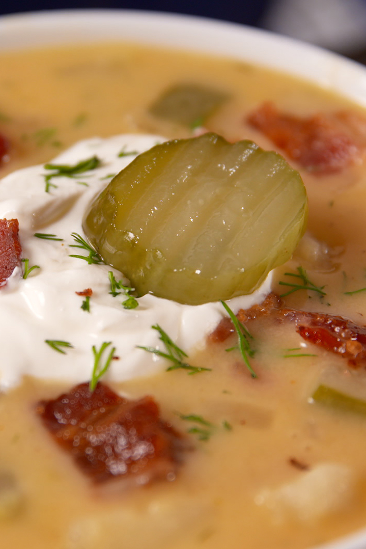50 best winter soups and stews easy recipes for warm for Winter soup recipes easy