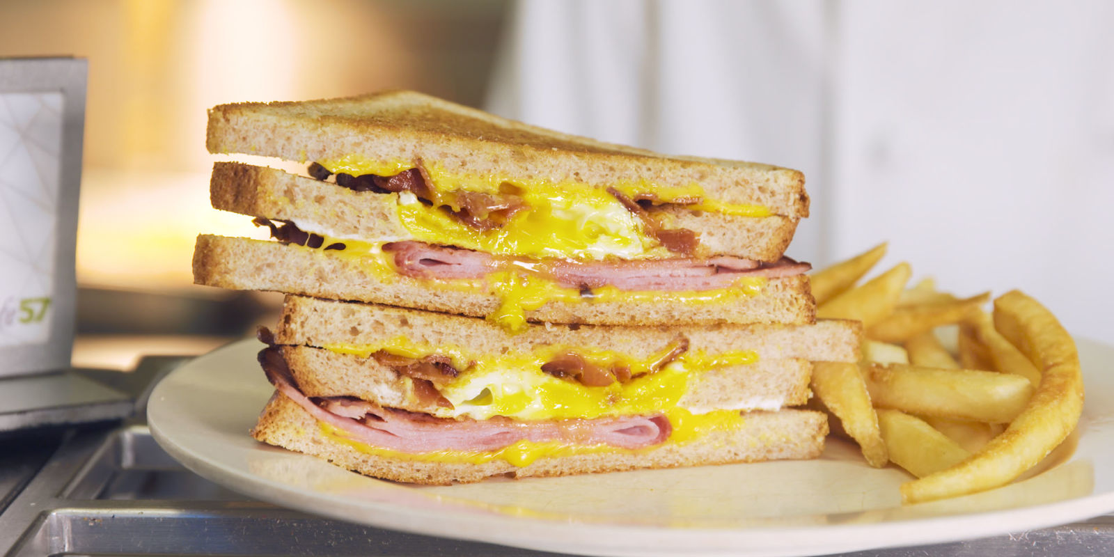How to Make Junior Shepherd's Egg-In-A-Hole Grilled Cheese ...