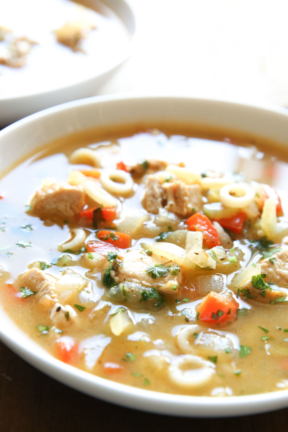 50 easy homemade chicken soup recipes how to make chicken
