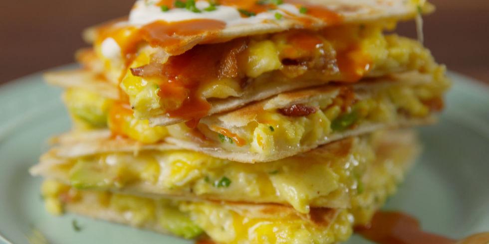 Breakfast brunch easy recipes