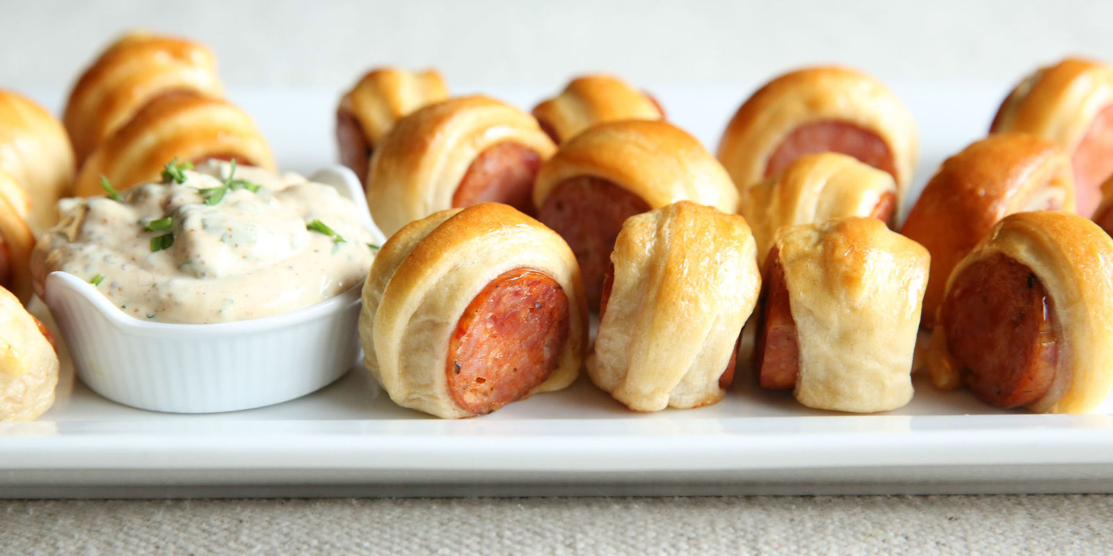 easy pigs in a blanket recipe how to make cajun pigs in