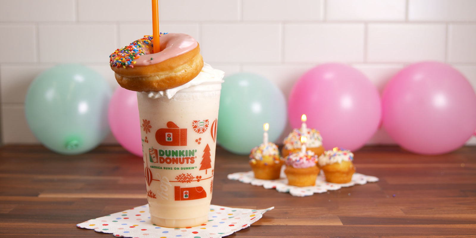 Birthday Cake Coolatta