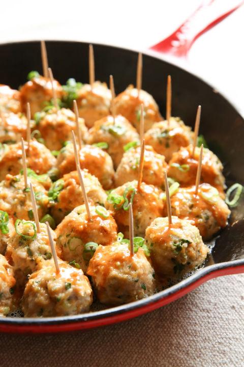 Best Meatballs Finger Food