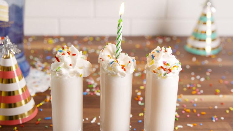 Making Birthday Cake Shots Video How to Birthday Cake Shots Video
