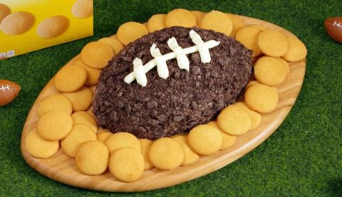 Oreo Cheesecake Football Horizontal PROMO