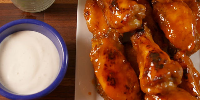 Best Classic Buffalo Wings Recipe How To Make Baked Buffalo Chicken Wings