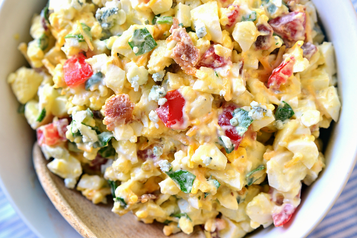 12 Easy Egg Salad Recipes-How To Make Egg Salad—Delish.com