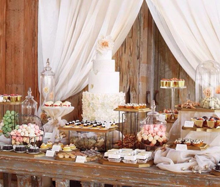 10 wedding food trends that will be everywhere this year for Food bar trend skopje