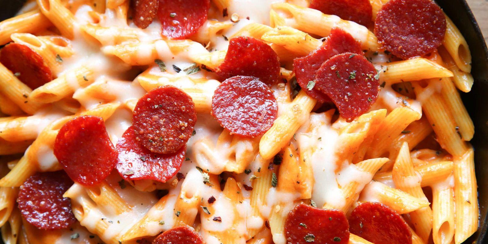 Best Pizza Mac Amp Cheese Recipe How To Make Pizza Mac