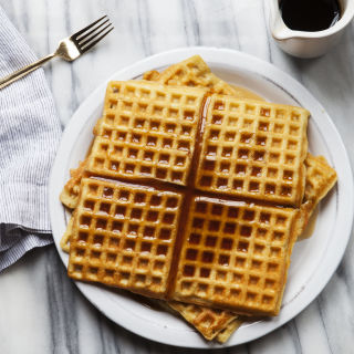Every day, we're waffling.