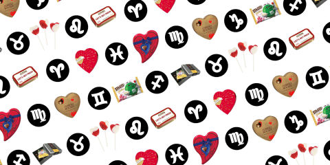 The Best Valentine's Day Candy For Your Sign