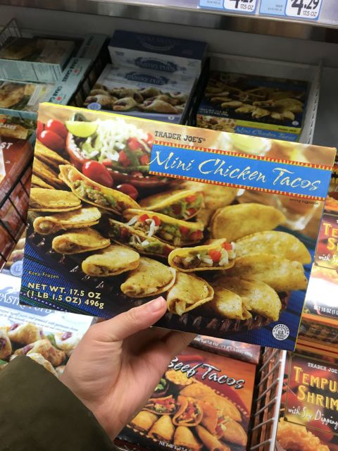 Low Carb Frozen Foods From Trader Joe S