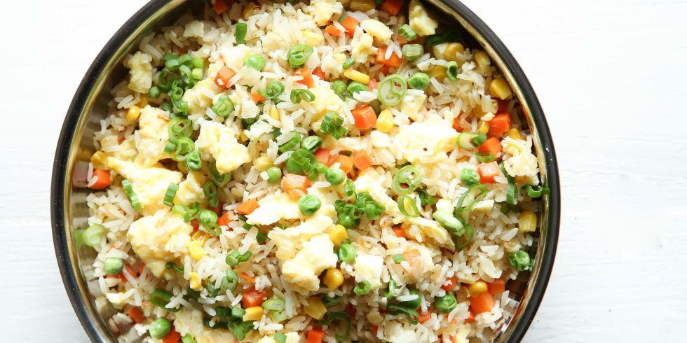 Veg fried rice recipes easy
