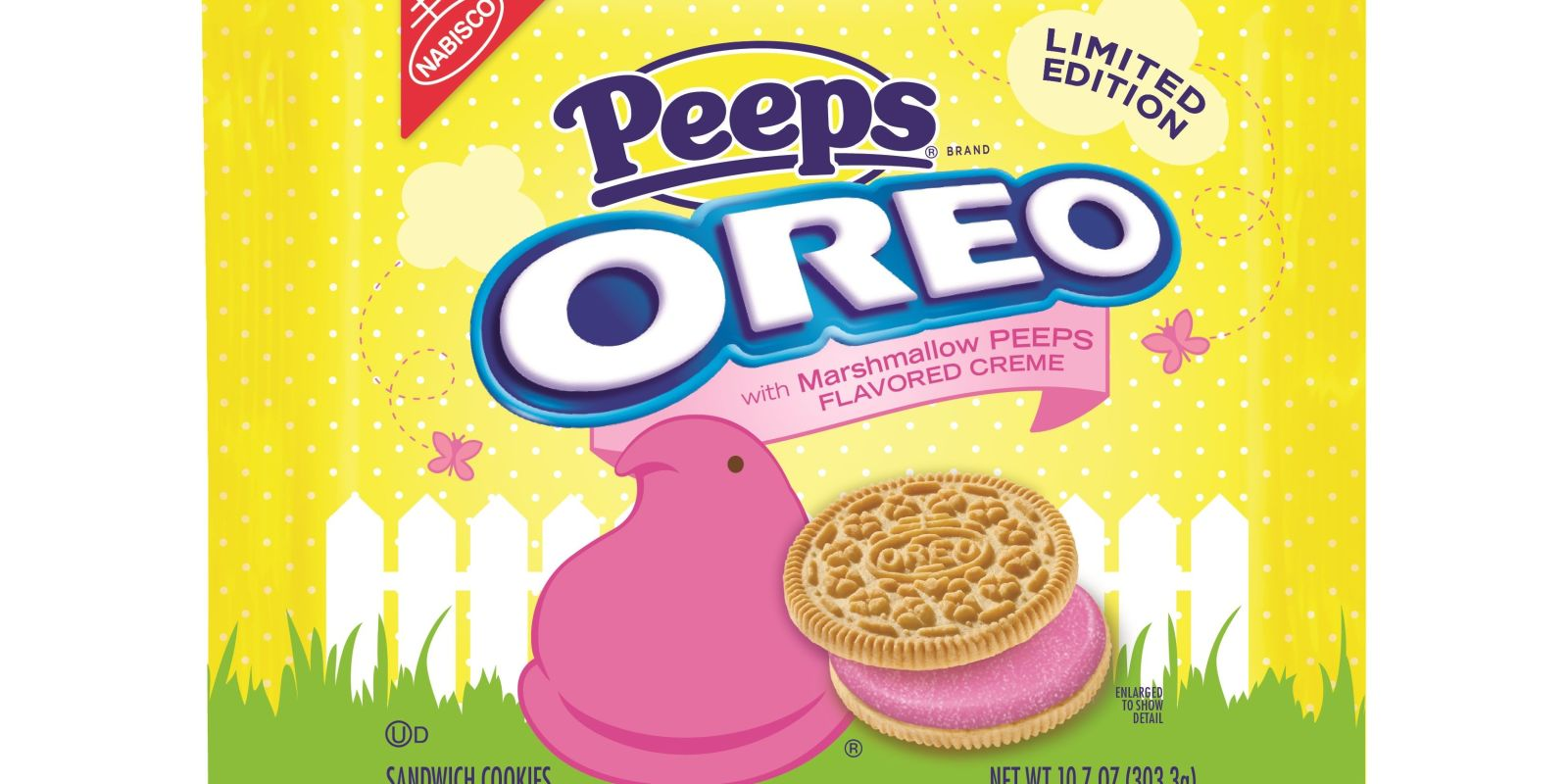 Why People Are VERY Upset About Peeps Oreos