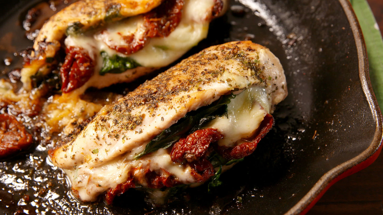 18 Easy Stuffed Chicken Breast Recipes That Are Easy And Delicious Delish Com