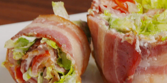 best blt sushi how to make blt sushi