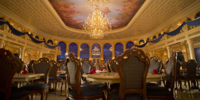 Be Our Guest Restaurant Best Foods How To Get Into Beauty And - Be our guest 20 stellar guest room design ideas