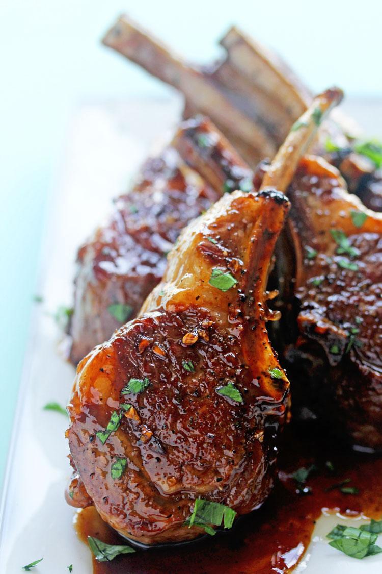 11 Easy Lamb Chops Recipes Lamb Chops For Easter Delish Com