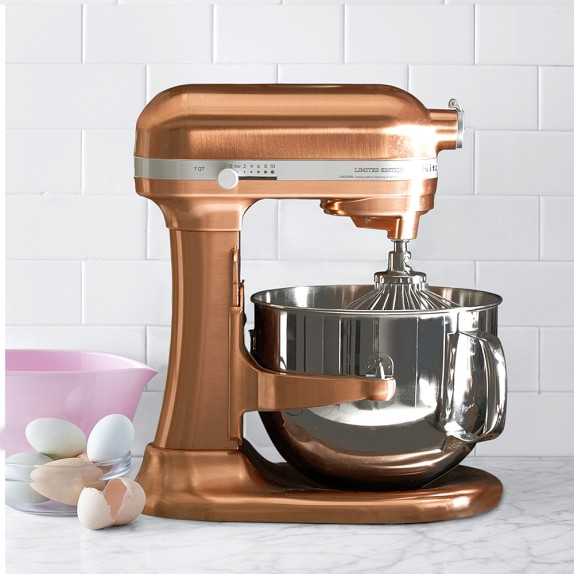 Williams Sonoma Copper Mixer