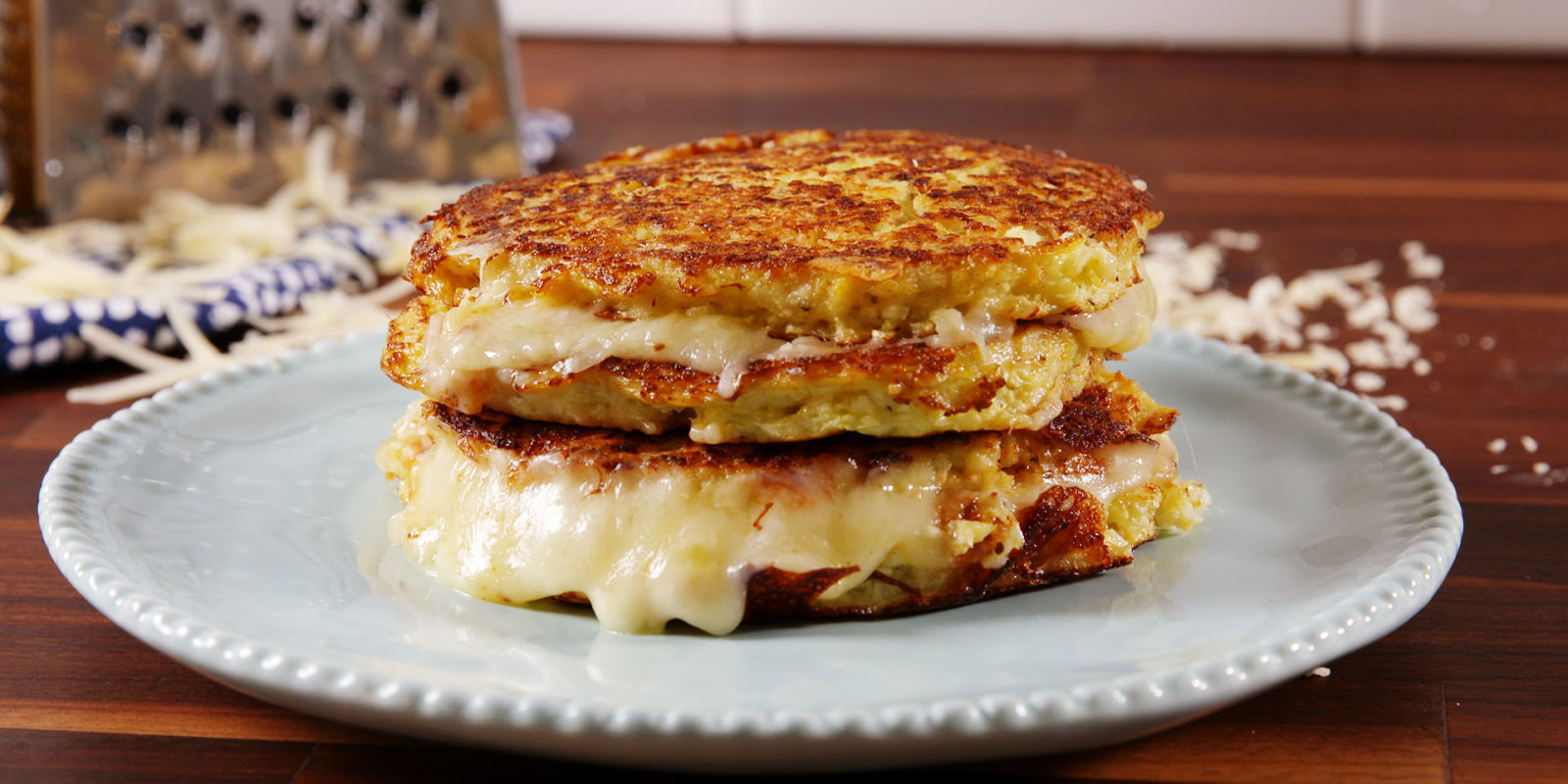 Cauliflower Grilled Cheese Recipes Recipes Recipes