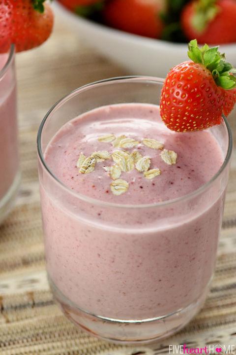 12 Best Strawberry Smoothie Recipes - How to Make Strawberry Smoothies —Delish.com