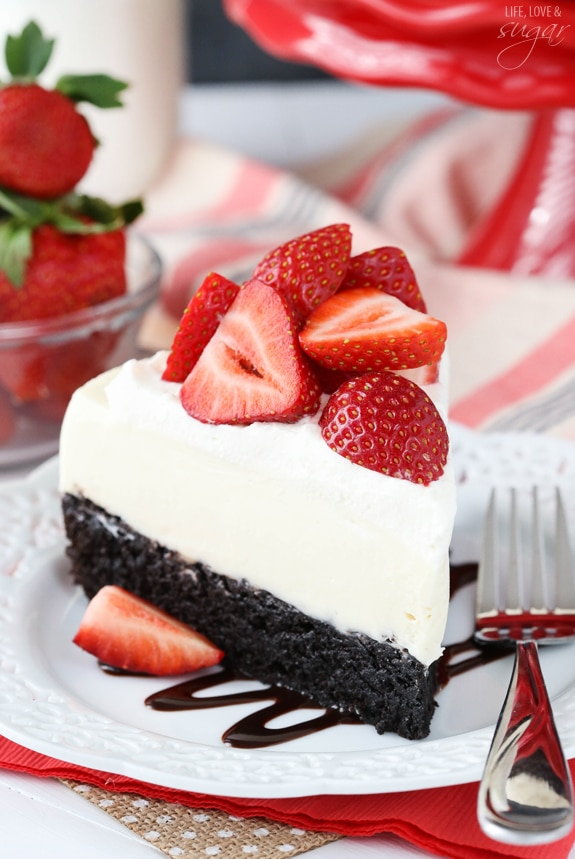 15 Easy Strawberry Cheesecake Recipes How To Make Strawberry Cheesecake Delish Com