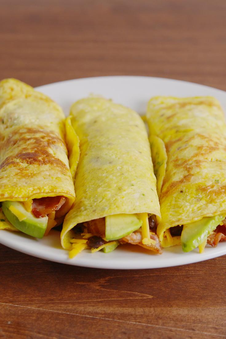 20 Easy Low Carb Breakfast Ideas