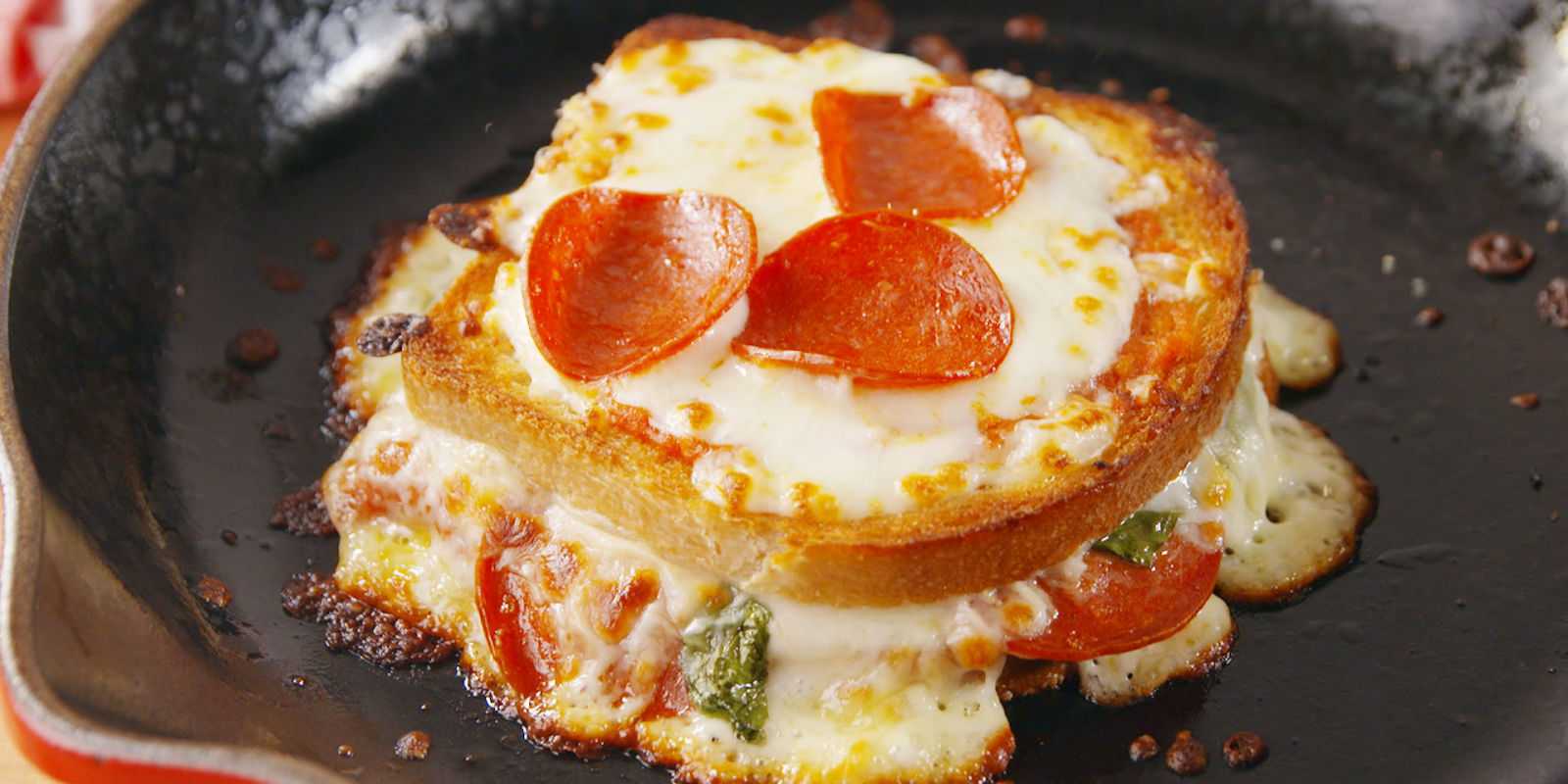 Lindsay Funston Best Pizza Grilled Cheese Recipe How To Make Pizza