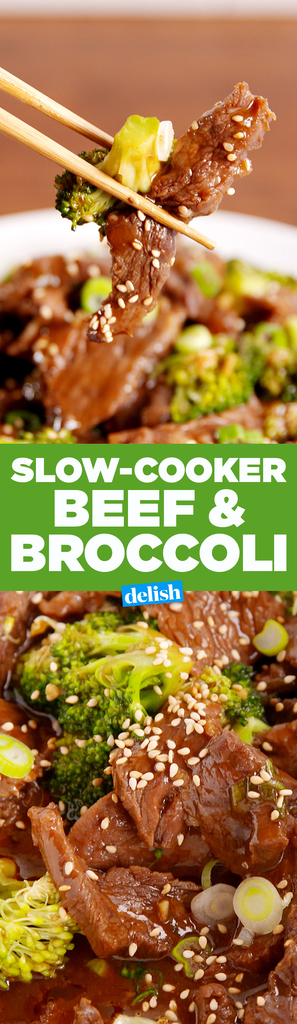 how to make beef and broccoli at home
