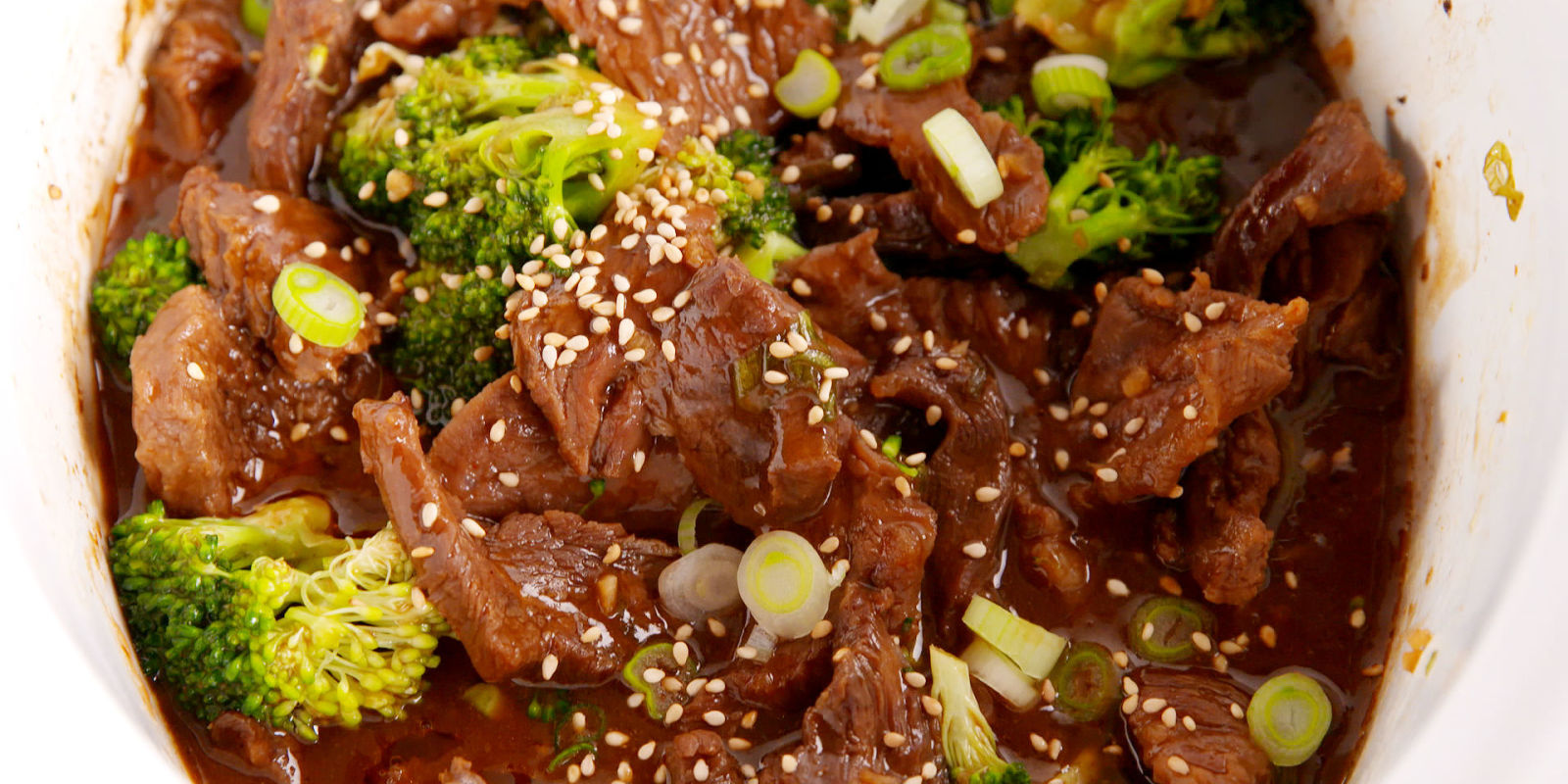 Easy Crockpot Beef and Broccoli Recipe - How to Make Slow ...