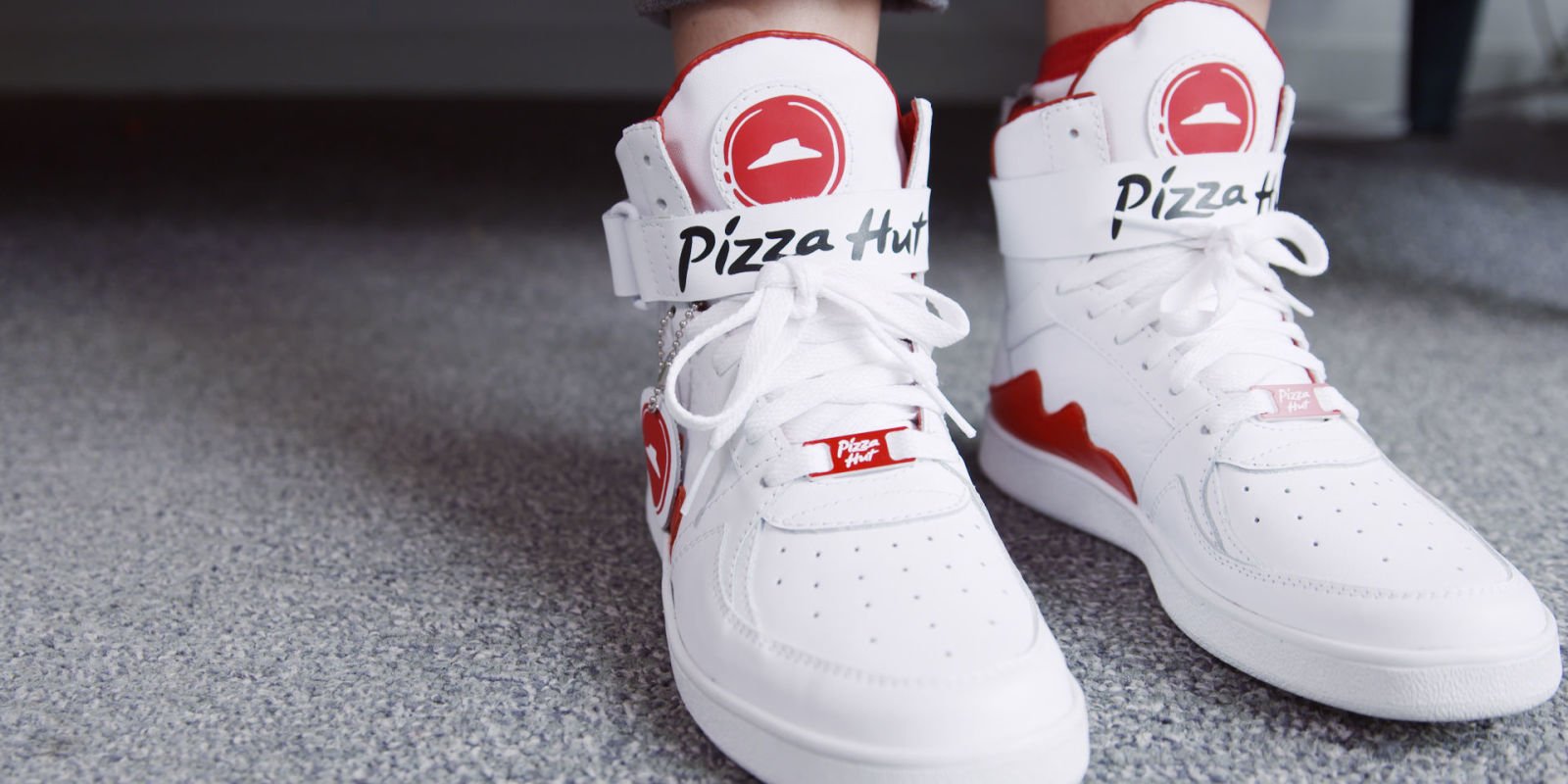 These Sneakers Will Order Pizza Hut For You