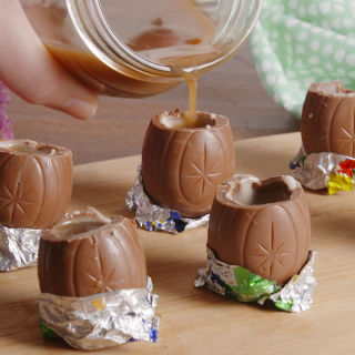 Because when Easter rolls around, regular eggs just don't cut it.
