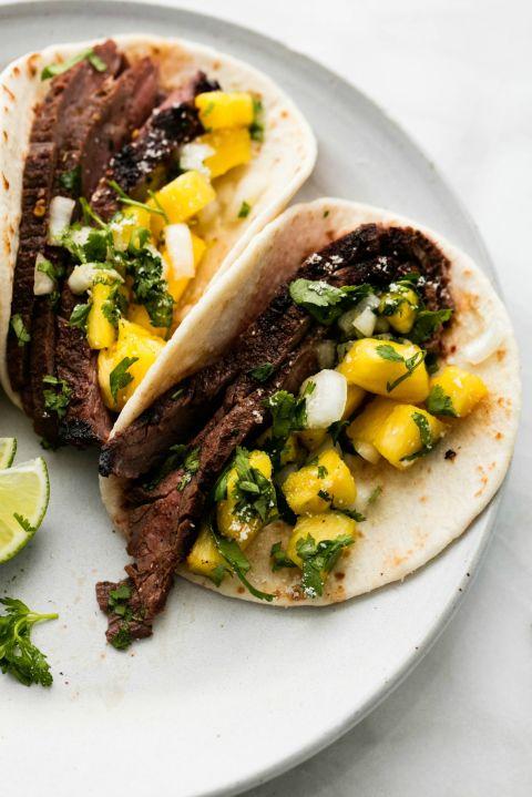 Jamaican Jerk Tacos Vertical