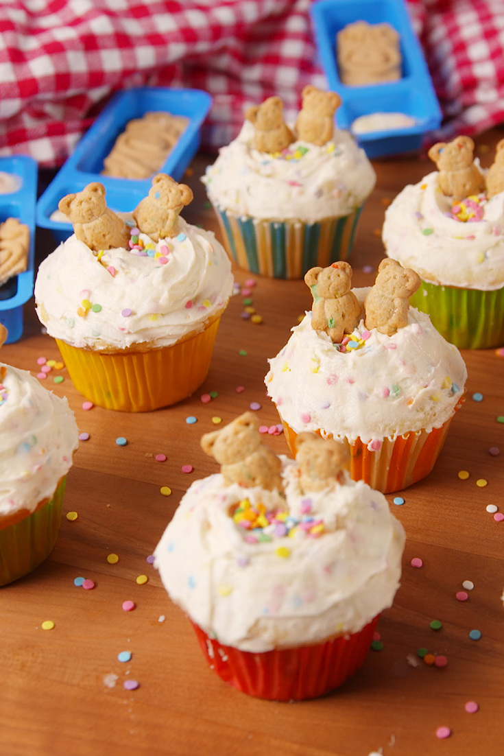60 easy cupcake recipes from scratch how to make for How to make halloween cupcakes from scratch