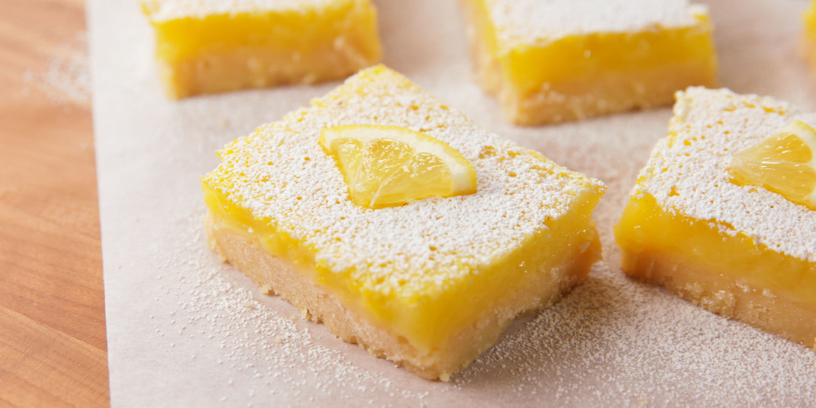 13 Easy Lemon Bar Recipes - How to Make Best Lemon Squares ...