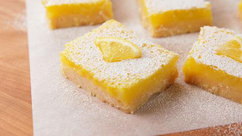 Lemon Bars Horizontal
